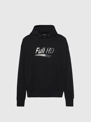 S-ALBYEL-X1, Black - Sweaters
