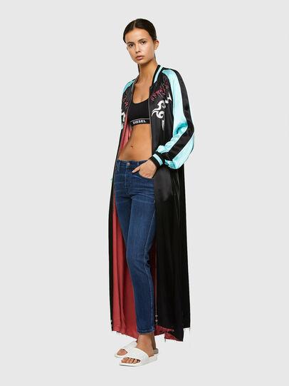 Diesel - Babhila 009QI, Dark Blue - Jeans - Image 5