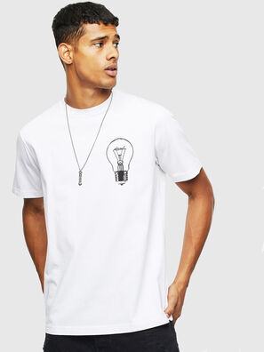 T-JUST-T22, White - T-Shirts