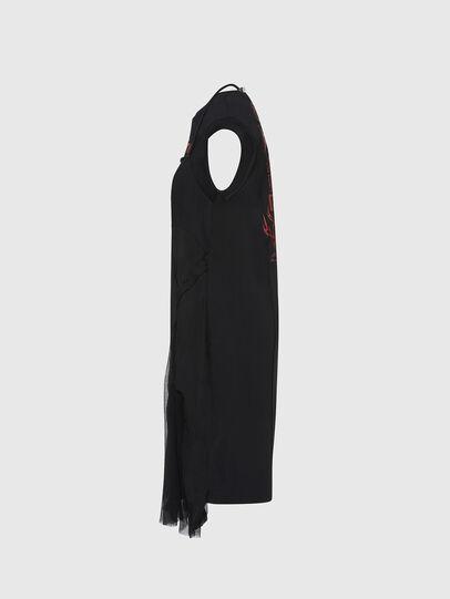 Diesel - D-ALISHA, Black - Dresses - Image 3