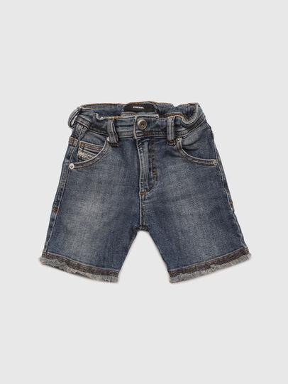 Diesel - PROOLYB-A-N, Medium blue - Shorts - Image 1