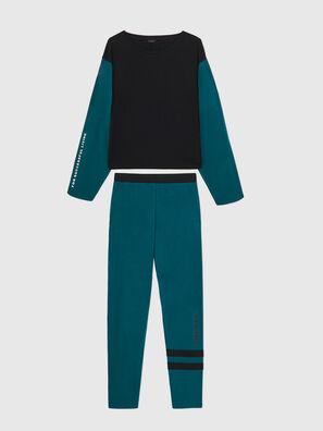UFSET-PIJENNY, Blue/Black - Pajamas