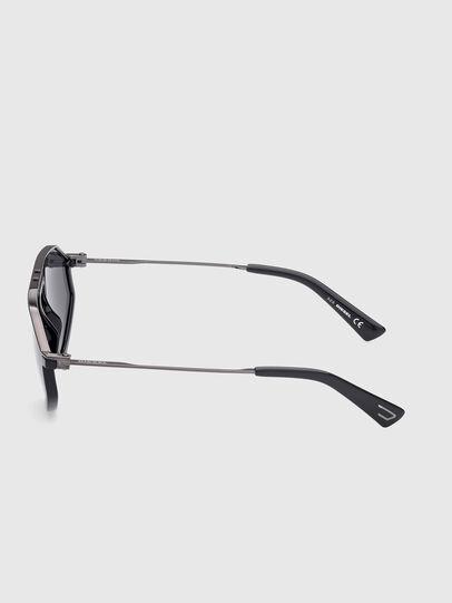 Diesel - DL0345, Black - Sunglasses - Image 3