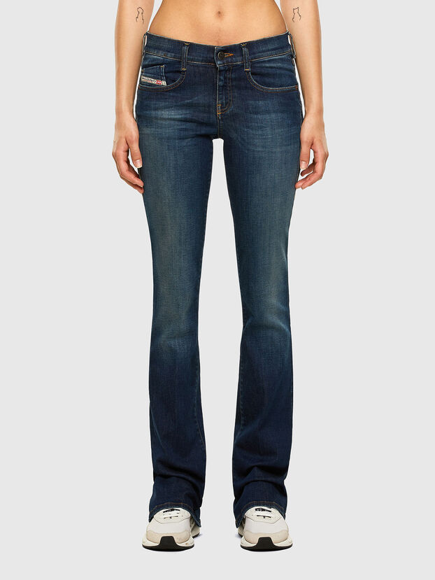 D-Ebbey 009HL, Dark Blue - Jeans