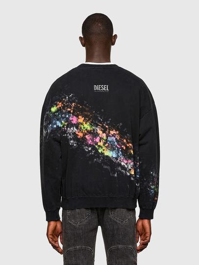 Diesel - S-MART-A92, Black - Sweaters - Image 2