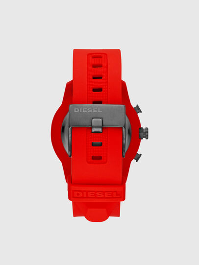 Diesel - DT1016, Red - Smartwatches - Image 3