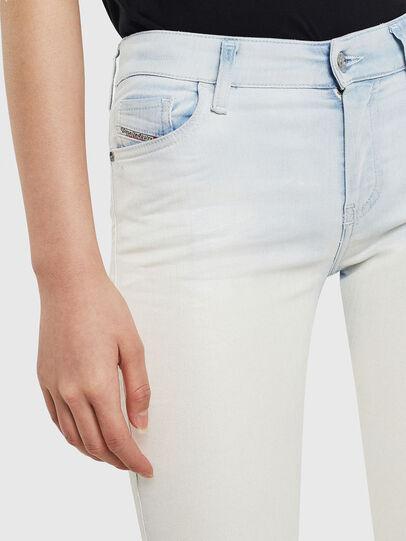 Diesel - Slandy 009AV, Light Blue - Jeans - Image 3
