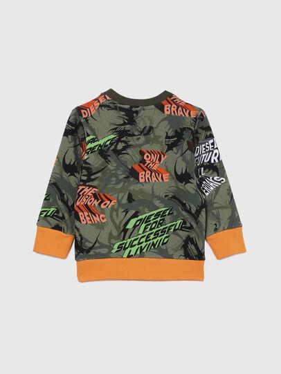 Diesel - SANDYB-R, Military Green - Sweaters - Image 2