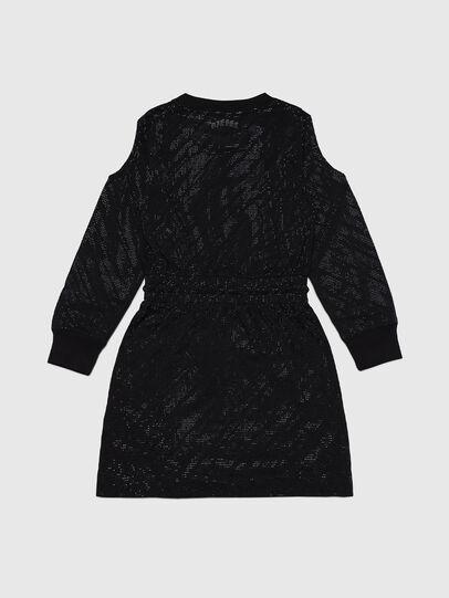 Diesel - DATENSY, Black - Dresses - Image 2