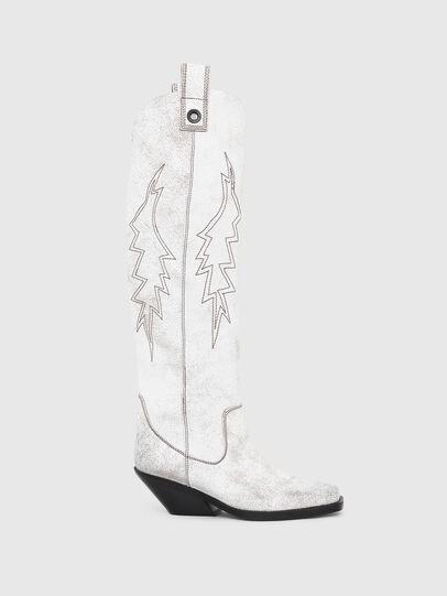 Diesel - D-GIUDECCA MHB, White - Boots - Image 1