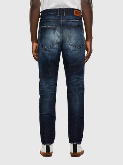Diesel - D-Vider 0092I, Dark Blue - Jeans - Image 2