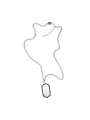 NECKLACE DX0996, Silver - Necklaces