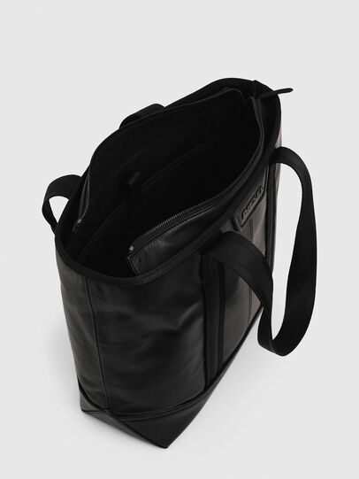 Diesel - LUPARY, Black - Shopping and Shoulder Bags - Image 4