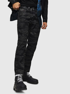 Mharky 083AH, Black/Dark grey - Jeans