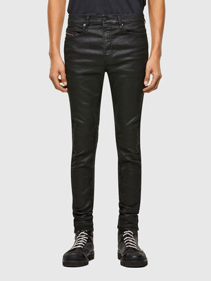 D-REEFT JoggJeans® 069TE, Black/Dark grey - Jeans