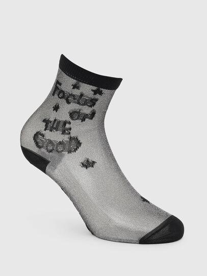 Diesel - SKF-SIUXINE, Black - Socks - Image 1
