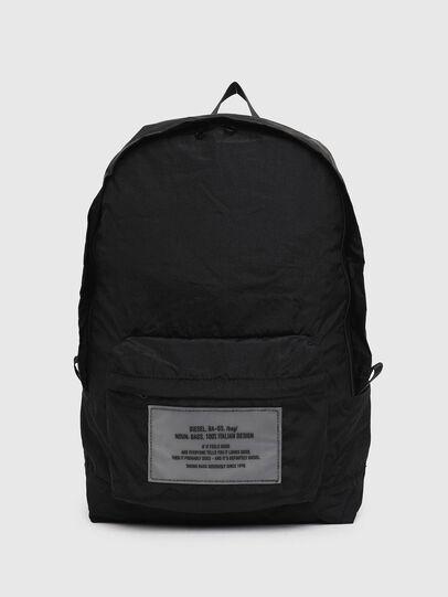 Diesel - BAPAK, Black - Backpacks - Image 1
