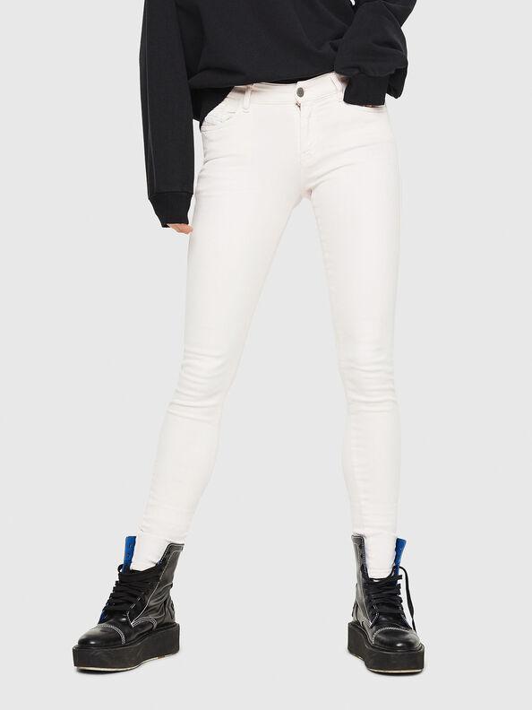 Slandy 084BZ, Face Powder - Jeans