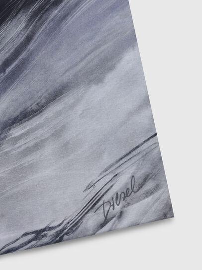 Diesel - 2003986 CLET WATER R, Grey - Duvet Cover Set - Image 2