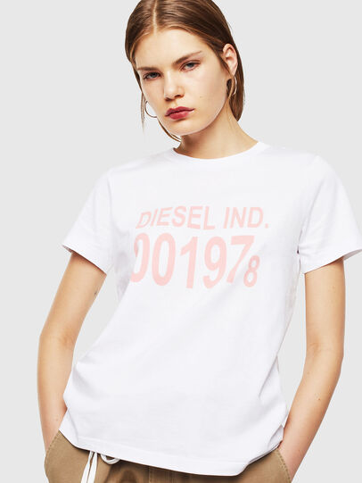 Diesel - T-SILY-001978,  - T-Shirts - Image 1