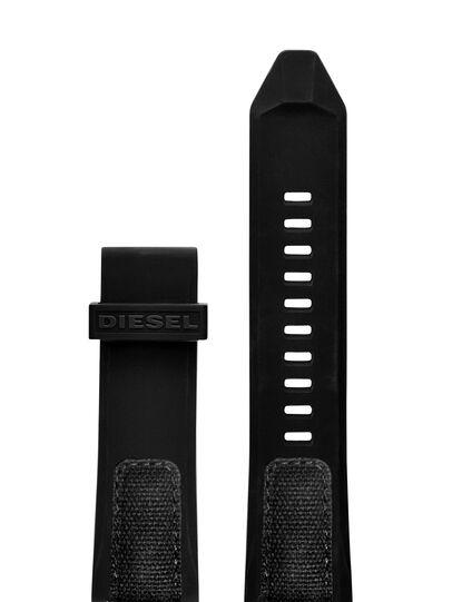 Diesel - DZT0005, Black - Smartwatches accessories - Image 1