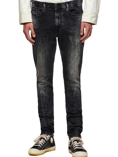 Diesel - D-Amny 009PX, Black/Dark grey - Jeans - Image 1