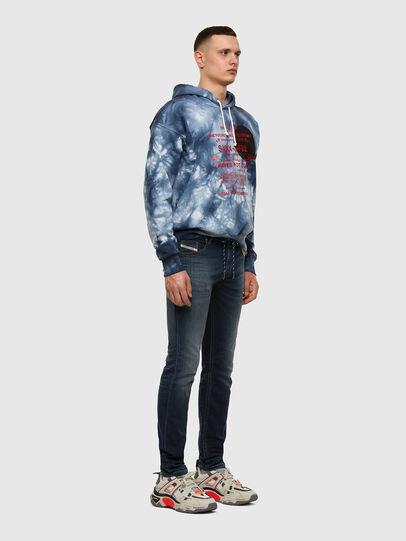 Diesel - Thommer JoggJeans 069NE, Dark Blue - Jeans - Image 5