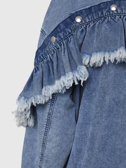 Diesel - D-BABOL JOGGJEANS, Blue Jeans - Dresses - Image 4