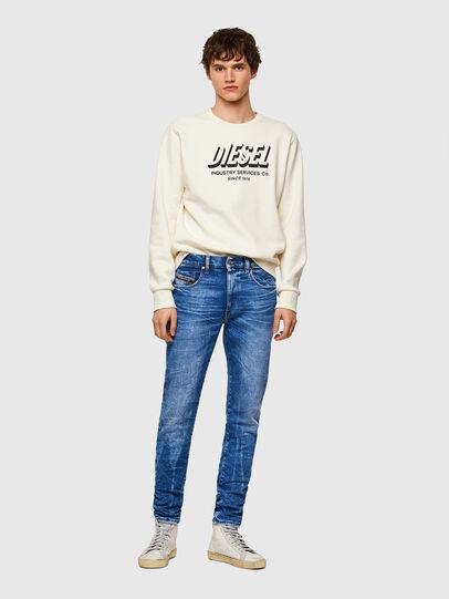 Diesel - D-Strukt 009MH, Light Blue - Jeans - Image 6