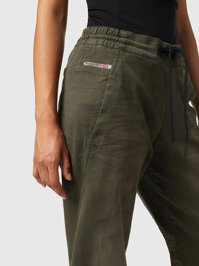 Diesel - Krailey JoggJeans® Z670M, Military Green - Jeans - Image 3