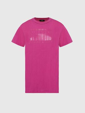 T-DARIA-E2, Hot pink - T-Shirts