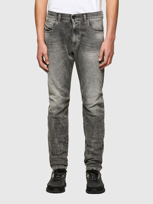 D-Strukt 009MY, Light Grey - Jeans