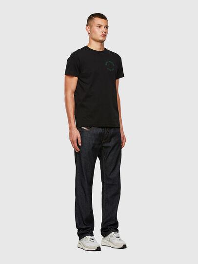 Diesel - Larkee 009HF, Dark Blue - Jeans - Image 5