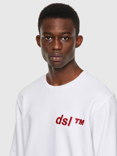 Diesel - S-GIRK-B3, White - Sweaters - Image 3