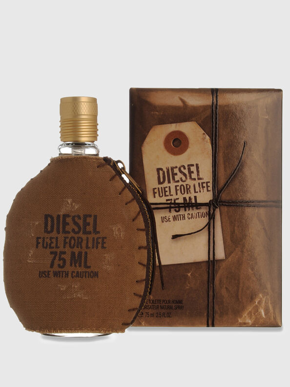 FUEL FOR LIFE MAN 75ML,  - Fuel For Life