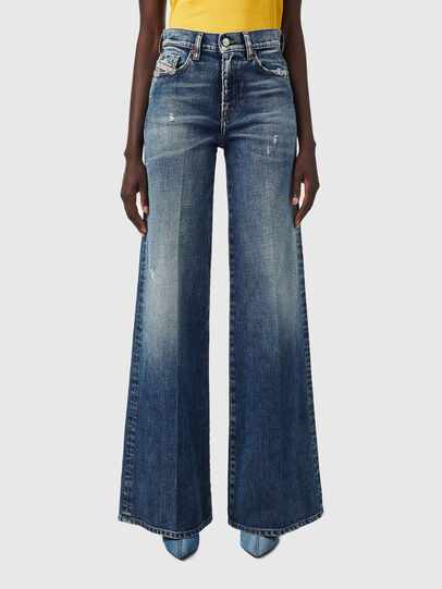 Diesel - D-Akemi 09B17, Medium blue - Jeans - Image 1
