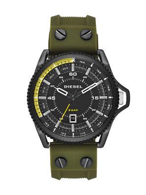 DZ1758, Green - Timeframes