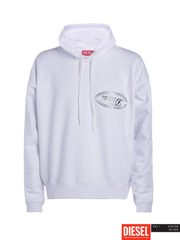 SOSW01, White - Sweaters