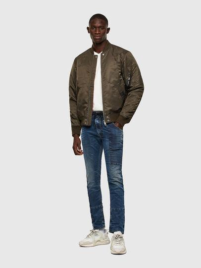 Diesel - KROOLEY JoggJeans® 069TX, Medium blue - Jeans - Image 6