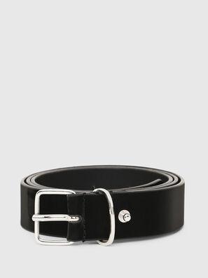 B-GLOWE, Black - Belts