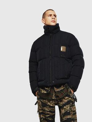 W-PETR, Black - Winter Jackets