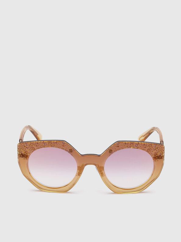 DL0258, Pink - Sunglasses
