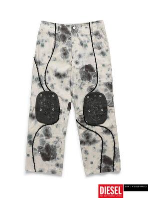 ACW-PT05, White/Black - Pants