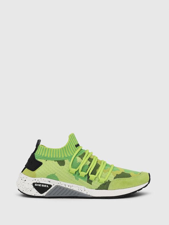 S-KB SL W, Green Fluo - Sneakers