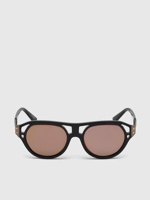 DL0233, Black - Sunglasses