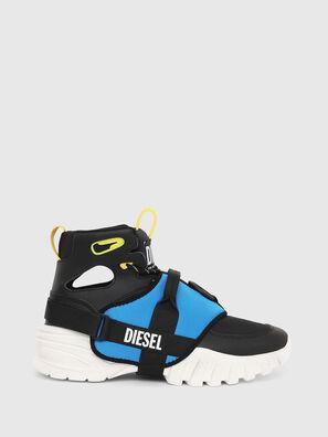 S-SHARQUEZ MID, Black - Sneakers