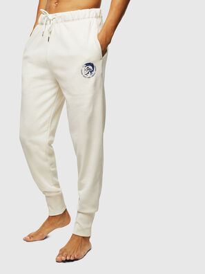 UMLB-PETER, White/Blue - Pants