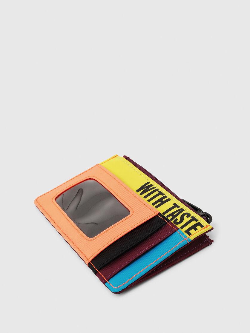 Orange Diesel Mens BOLDWALLET FENETRE-Card-Holder UNI