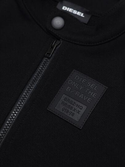 Diesel - SBILLYB, Black - Sweaters - Image 3