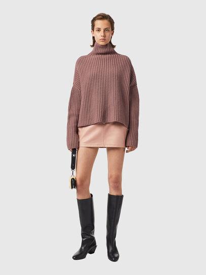 Diesel - M-DAYTON, Pink - Knitwear - Image 4